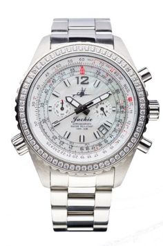 Abingdon Watch Company Jackie (White) ** Check this awesome product by going to the link at the image.