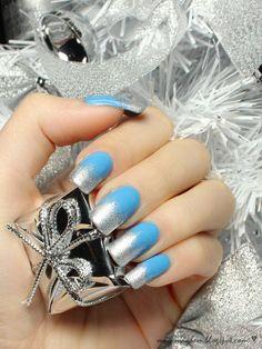 Snow Nails by MissMMayhem.deviantart.com on @deviantART