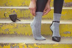 Difficulty Intermediate Crochet Socks Pattern, Knit Or Crochet, Flourishes, Cool Socks, Knitting Socks, Favorite Color, Knits, Fiber, Slippers