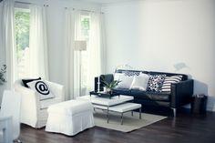 http://mykeminutter.blogspot.no:   My living room.