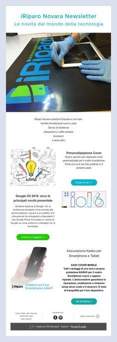 iRiparo Newsletter  Le novità dal mondo della tecnologia