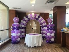 A nice balloon arch and 2 balloon columns we did at a kids birthday party. Balloon Columns, Balloon Arch, Balloons, Balloon Arrangements, Balloon Decorations, Balloon Delivery, Birthday Parties, Nice, Party
