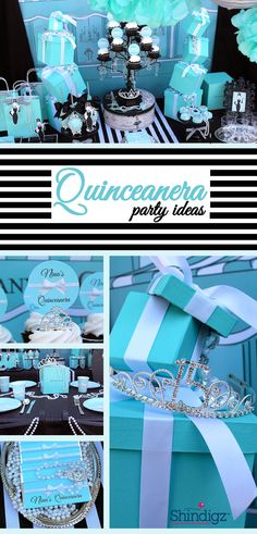 Quinceanera's are an important celebration - don't forget any of the details! Check out the Quinceanera party that @lauraslilparty styled using Shindigz products! Explore all our birthday party supplies & save 10% on your birthday party ideas with promo code SZPINIT until 12/31/18 11:59 PM EST.