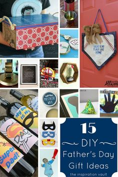 15 Diy Father S Day Gift Ideas
