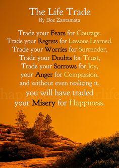 The Life Trade by Doe Zantamata #quotes #inspiration #positivity