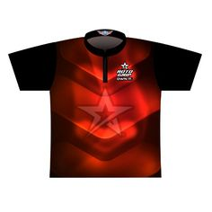 efcc8b5ed Roto Grip Dye Sublimated Jersey Style 0364. This simple red Roto Grip shirt  sure packs