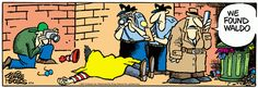 Today's most sinister comic strip | #funny | Mother Goose & Grimm/Mike Peters Website