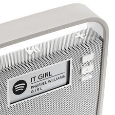 Smart Portable Speaker // Grey