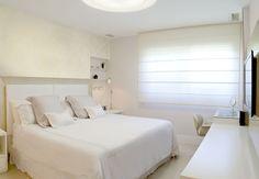 Suíte em reforma residencial. Patricia Tavares | P2 arquitetura e interiores