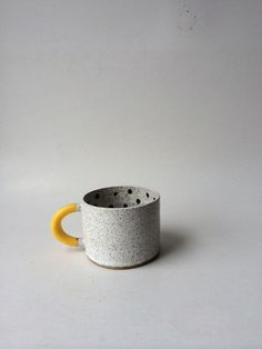 Recreation Centre Rubber Dipped Dot Mug
