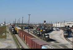 RailPictures.Net Photo: NS 6611 Norfolk Southern EMD SD60 at Bellevue, Ohio by Michael Harding