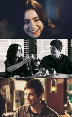 Stuck In Love Not the greatest movie, but their storyline is really cute :)