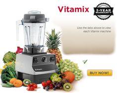 Vitamix Aspire Platinum