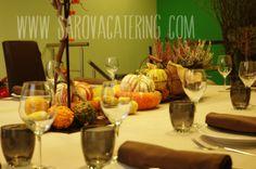 Servicio de comida de empresa. Nuestra especialidad también son las cenas, brunch, desayunos, etc. para empresas by Sarova Catering #gastronomia #food #foodies #catering