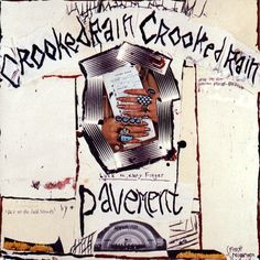 "Pavement, Crooked rain crooked rain (1994)Due to an ink splodge on the back of the original artwork, the song ""Silence Kid"" has become erroneously known as ""Silence Kit"". This misnomer persisted when designer Mark Ohe printed it onto the back of the reissue Crooked Rain, Crooked Rain: LA's Desert Origins, despite the interior artwork showing the correct name in print several times, including written in Stephen Malkmus' own handwriting"