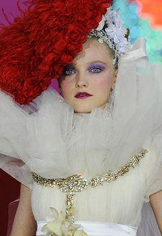 Christian Lacroix Bride