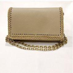 ELOISE LEATHER FLAP BAG Leather Bag, Spring Summer, Crochet, Handmade, Bags, Chrochet, Purses, Hand Made, Leather Satchel