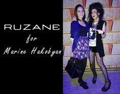 Ruzane for Marine