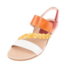 PIKOLINOS Womens Leather Strapped Sandal 8160661 -- Be sure to check out this awesome product. (This is an affiliate link) Flat Sandals, Strap Sandals, Womens Flats, Link, Check, Leather, Image, Shoes, Awesome