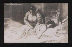 vintage massage illustrations