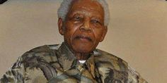 Nelson Mandela Recovers From Lung Infection - Olori Supergal Nelson Mandela Death, Lung Infection, Jacob Zuma, Read Newspaper, First Black President, Celebrity Deaths, Black Presidents, Yahoo Images, Lunges