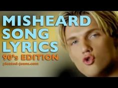 Misheard Song Lyrics From The 90s - Watch And Share Funny Videos Online - Boringly.com