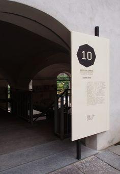 StudioErrante Architetture · ALLESTIMENTO PREMIO FEDERICO MAGGIA 2015
