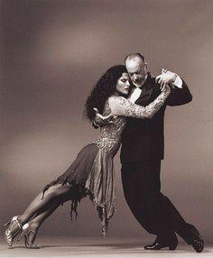 Argentine Tango Legend, Carlos Gavito. (RIP)