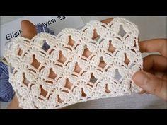 Crochet Flower Patterns, Crochet Motif, Baby Knitting Patterns, Crochet Designs, Crochet Flowers, Crochet Lace, Crochet Stitches, Sewing Patterns, Crochet Crocodile Stitch