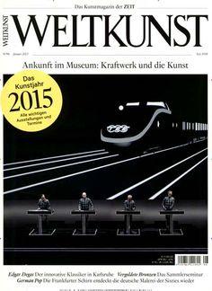Das Kunstjahr 2015 - Alle wichtigen Ausstellungen und Termine. Gefunden in: Weltkunst, Nr. 96/2015