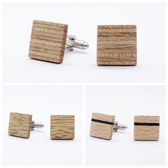 Wood Cufflinks, Elegant Outfit, Stylish Accessory, Gift for Him, Premium Wood Gift Box Wood Gift Box, Wood Gifts, Gifts For Father, Gifts For Him, Presents For Men, Gold Wood, Chandelier Earrings, Sunscreen, Wood Grain