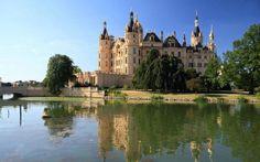 Schwerin Palace - Medieval Wallpaper ID 1711745 - Desktop Nexus Architecture