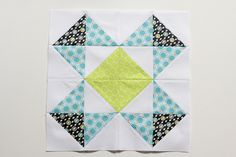 HST Block of the Month: May by Jeni Baker, via Flickr