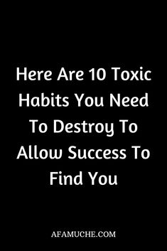List of bad habits to break, life bad habits to break, breaking bad habits, list of toxic habits to quit Finding Purpose In Life, Life Purpose, Vegetable Nutrition Chart, Soul Healing, Tomorrow Will Be Better, Good Habits, Self Improvement Tips, Breaking Bad, Life Advice