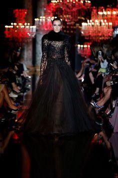 Paris Fashion Week 2014: Elie Saab #Fashion #ElieSaab
