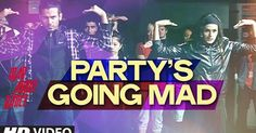 Party's Going Mad Video #Song | #MadAboutDance | Saahil Prem  http://bollywood.chdcaprofessionals.com/2014/07/partys-going-mad-video-song-mad-about.html