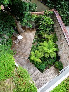Landscape And Urbanism, Landscape Design, Small Gardens, Outdoor Gardens, Garden Architecture, Urban Architecture, Garden Spaces, Backyard Landscaping, Landscaping Ideas