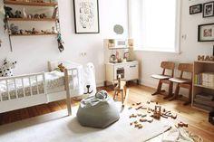 minimal kids room decor perfect for girls and boys #natural #kidsinterior