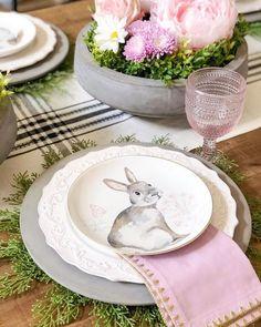 Elegant Activités Manuelles Paques Decoration Table Paques Facile Serviette Déco  Rose