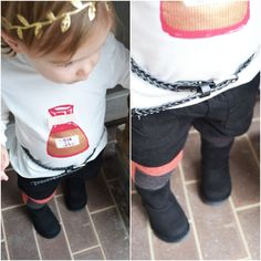 Ladida: Online Exclusive Children's Boutique - Review on Fawn Over Baby Blog! #babyfashion