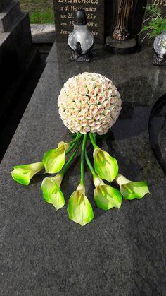 Ikebana, Funeral, Floral Arrangements, Bouquet, Wreaths, Table Decorations, Projects, Wedding, Vintage