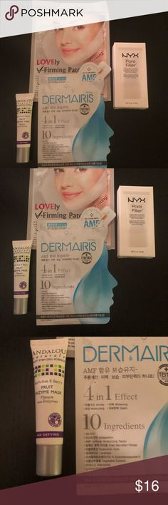 NYX Beauty Bundle 4 items all brand new included NYX Makeup Face Primer