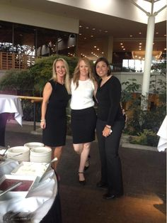 (From left) Petsecure regional manager Karolyne, territory manager Chrissy and territory manager Robin.  @ CVMA convention 2014