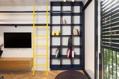 בית לאלמוני: שיפוץ דירה לרכישה במרכז תל אביב | בניין ודיור