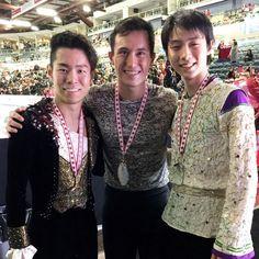 スケートカナダ終わりました!皆さんの応援ありがとうございました!次に向けてがんばります。よろしくお願いします!Thank you Skate Canada for great competition!