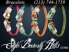 Fashion Bracelets and Beads Jewelry. #Bracelets #jewelry #bangles #wholesalejewelry #dtla #style #
