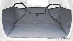 Cargo Cover Back Seat Trunk Car Protector Quilted Mat Pet Kids Travel Vehicle #KHManufacturing