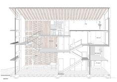 Galería de Casa Para Festival de Cerámica / Office for Environment Architecture - 22