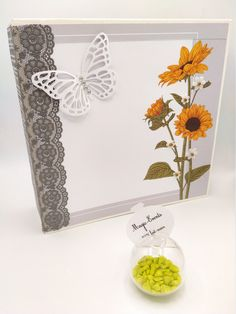Album Photo Scrapbooking, Etsy, Daisy, Quirky Gifts, Handmade