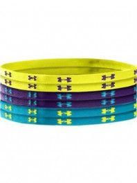 6a46a61ae4c Under Armour Mini Headbands want these colors! Under Aurmor